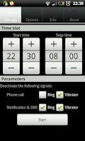 Screenshot of MutePhone (Silent / Mute)