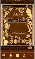 Screenshot of Old Book Of Alice for[+]HOME
