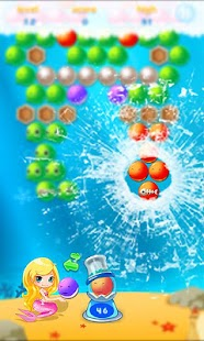 Game bubble fish fun apk for windows phone android for Bubble fish game