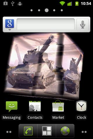 tank for android screenshot