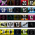 Astro-touch number icon
