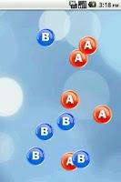 Screenshot of bubbles 2 choose