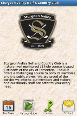 Sturgeon Valley Golf Club