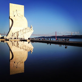 @Lisbon - Belem Tower by Sérgio Pinto - Buildings & Architecture Statues & Monuments (  )