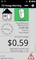 Screenshot of Energy Watchdog