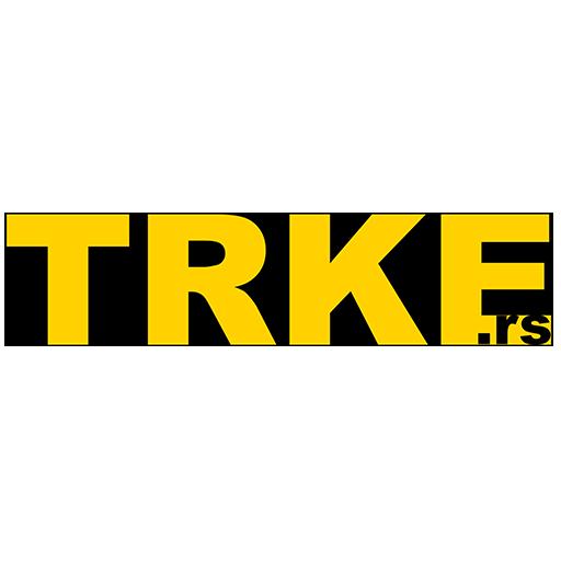 Android aplikacija TRKE.rs