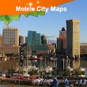Baltimore Street Map icon