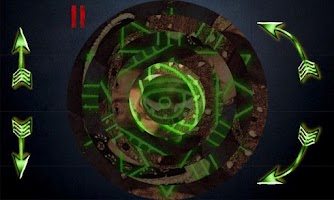 Screenshot of Glyph: Align the Wheel    BETA