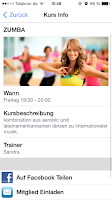 Screenshot of ixmal sport | fitness | health