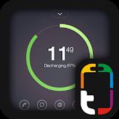 App Battery Arc Theme APK for Kindle