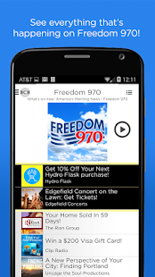 Freedom 970 - screenshot