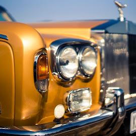 Rolls Royce Silver Shadow by Corné du Plessis - Transportation Automobiles