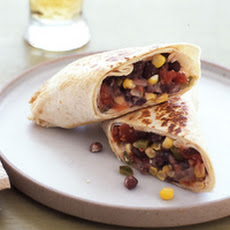 Spicy Bean and Cheese Burritos