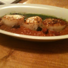 Christmas Came Early Scallops