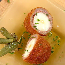 Kicked Up Scotch Eggs