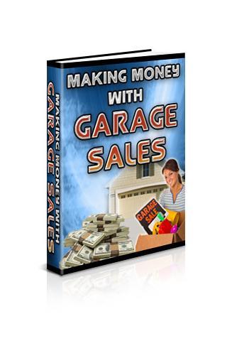 Making Money with Garage Sales