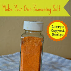 Make Your Own Seasoning Salt – Lawry's Copycat