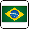 Flag of Brazil doo-dad icon