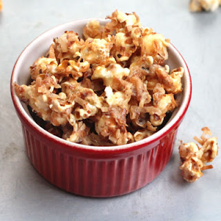Creamy Caramel Corn Recipes