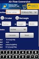 Screenshot of Civil Calculator