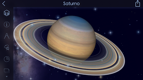 Star Walk 2 - Mapa del Cielo Screenshot