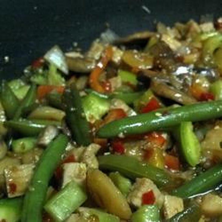Pork, Apple, and Ginger Stir-Fry with Hoisin Sauce Recipe | Yummly