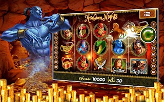 Screenshot of Magic Free Slot Machine Pokies