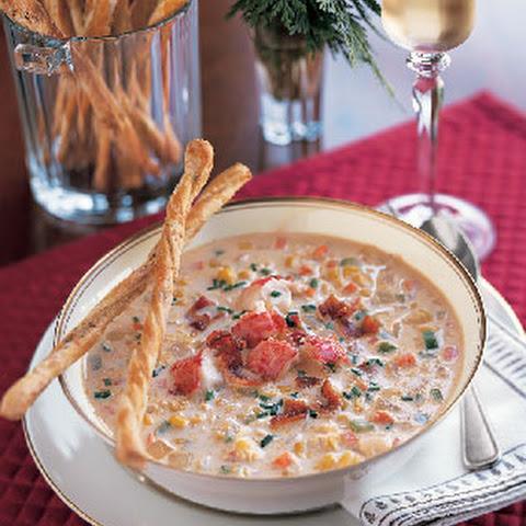 Corn Chowder Soup Epicurious Recipes | Yummly