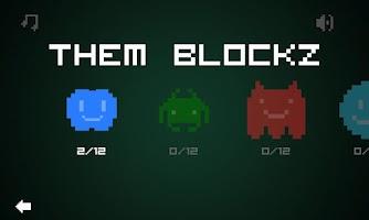 Screenshot of Them Blockz