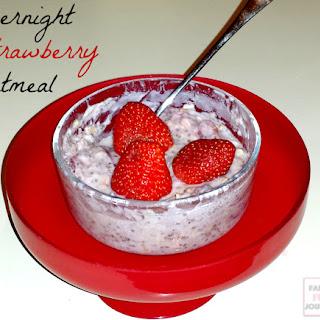 Strawberry Yogurt Oatmeal Recipes