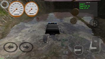 Screenshot of Wild Safari Cops Rally 4x4