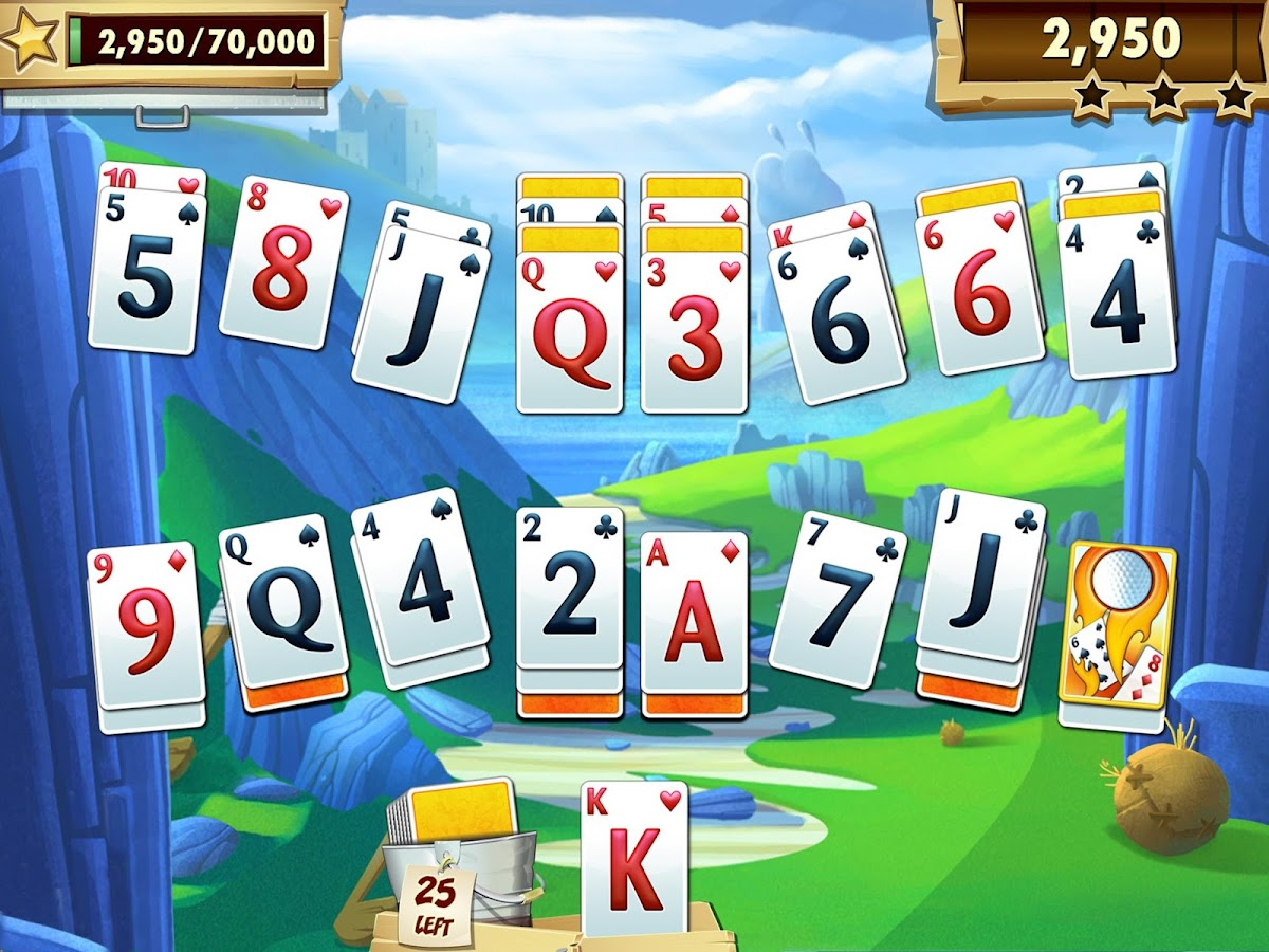Fairway Solitaire Blast Screenshot 7