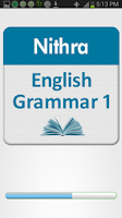 Screenshot of English Grammar Free