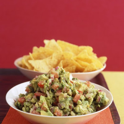 Guacamole for the Super Bowl