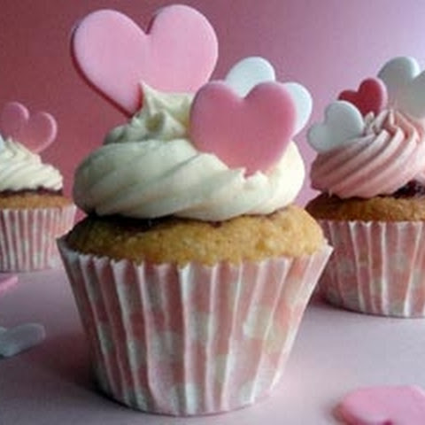 Queen Of Heart Cupcakes