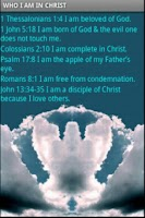 Screenshot of Speak Jesus Christ