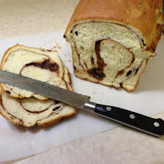World's Best Cinnamon Raisin Bread (Not Bread Machine)