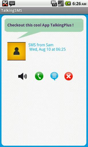 免費通訊App|Talking SMS free|阿達玩APP