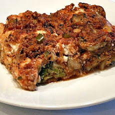 Veal and Broccoli Lasagna