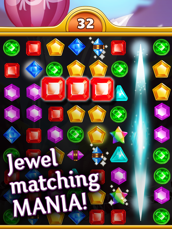 Jewel Mania™ Screenshot 11