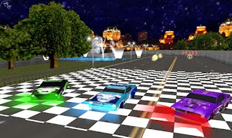 Screenshot of Frantic Race 2 Free