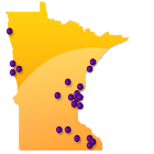 Minnesota Fishing Maps - 20K icon