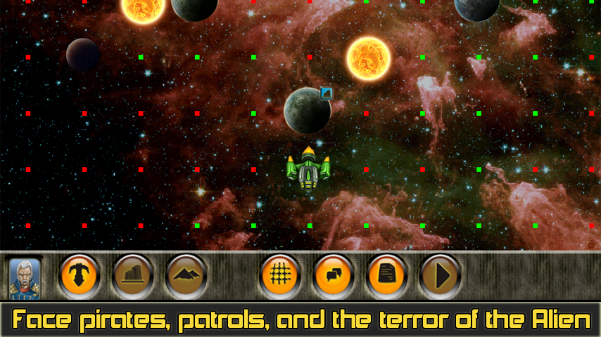 Star Traders RPG Elite Screenshot 1