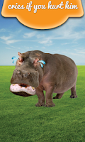 Screenshot of Talking Hippo