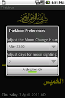 Screenshot of TheMoon