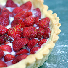 Fresh Strawberry Tart (Tarte aux Fraises)