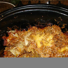 Yummy Hamburger Casserole