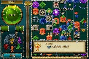 Screenshot of Treasures of Montezuma 2 Free