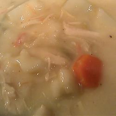 Polish Chicken and Dumplings
