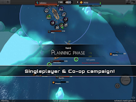 Screenshot of Leviathan: Warships